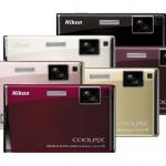 Nikon presenta su cámara touchscreen