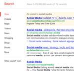 Los medios sociales mejoran el ranking en buscadores