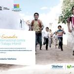 IV Encuentro Int contra el Trabajo Infantil