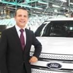 Lucien-Pinto, Director de Servicio al Cliente Ford