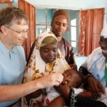 Bill Gates vacuna polio