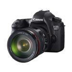 Canon presenta la cámara EOS 6D