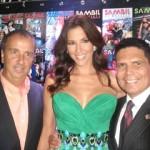 Alfredo Cohen, Daniela Kosan y Angel Alvarez