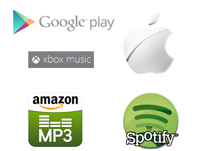 Online-Music-Players