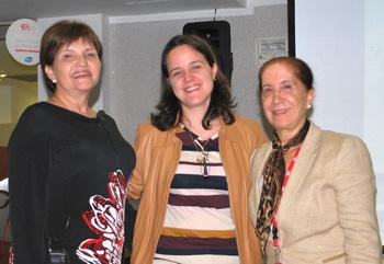 Prof–Maria-Natividad-Perez-Dra–Silvia-Molero-y-Dra–Georgette-Daud