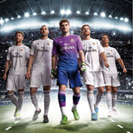 adidas presentó la nueva camiseta del Real Madrid para la temporada 2013-2014