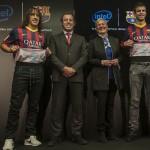 Intel ahora es patrocinante del FC Barcelona