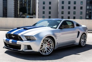 FordMustang utilizado en el film Need for Speed
