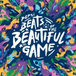 Pepsi Beats of the Beautiful Game se inspira en la gloria del fútbol