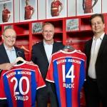 SAP y FC Bayern Munich unen sus fuerzas