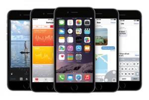 El sistema operativo iOS 8