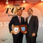 ZTE recibió cuatro premios de IDG en el CES 2015