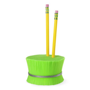 MX Pencil Holder bristle green