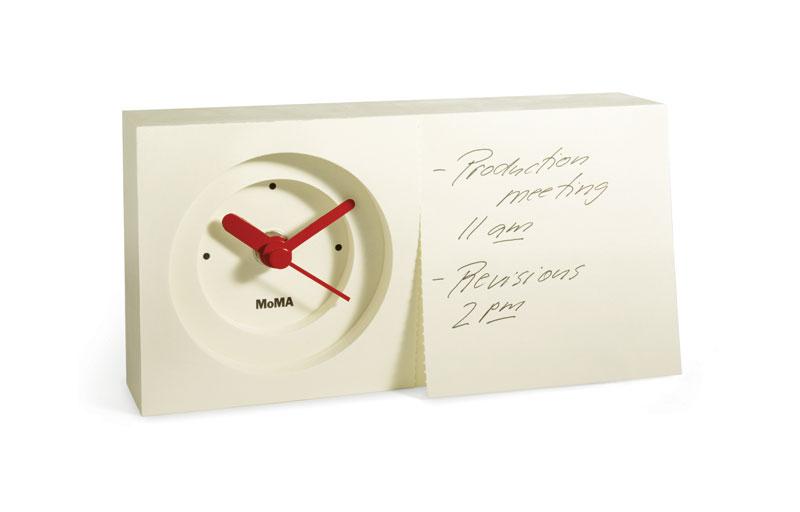 Reloj-de-escritorio-Bloc-de-Notas