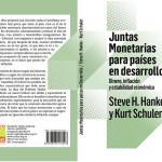 CEDICE Libertad presenta libro del Prof. Steve Hanke con propuestas para eliminar la inflación