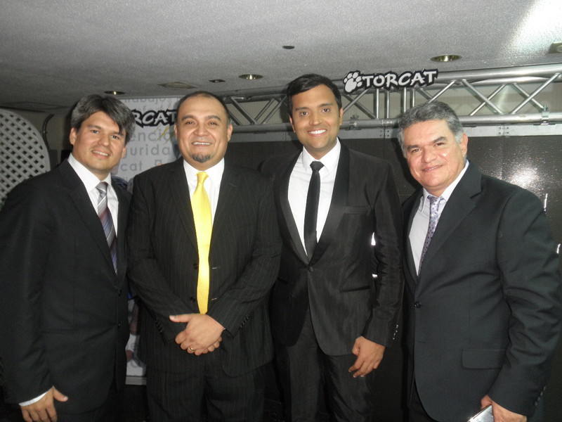 Sergio-Navarrete-Hector-Olivares-Henry-Silva-y-Jose-Orlando-Dugarte