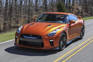 Nissan GT-R 2017 outdoor