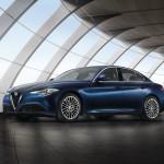Alfa Romeo estrenará la línea Giulia 2017 en el Salón Internacional del Automóvil de NY