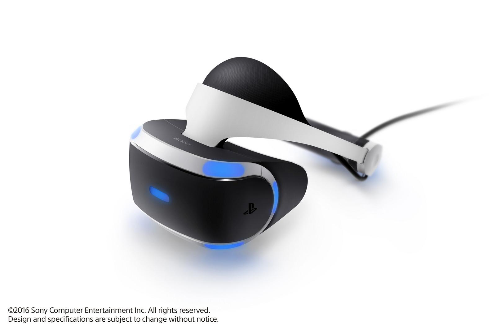 Unidad Playstation VR