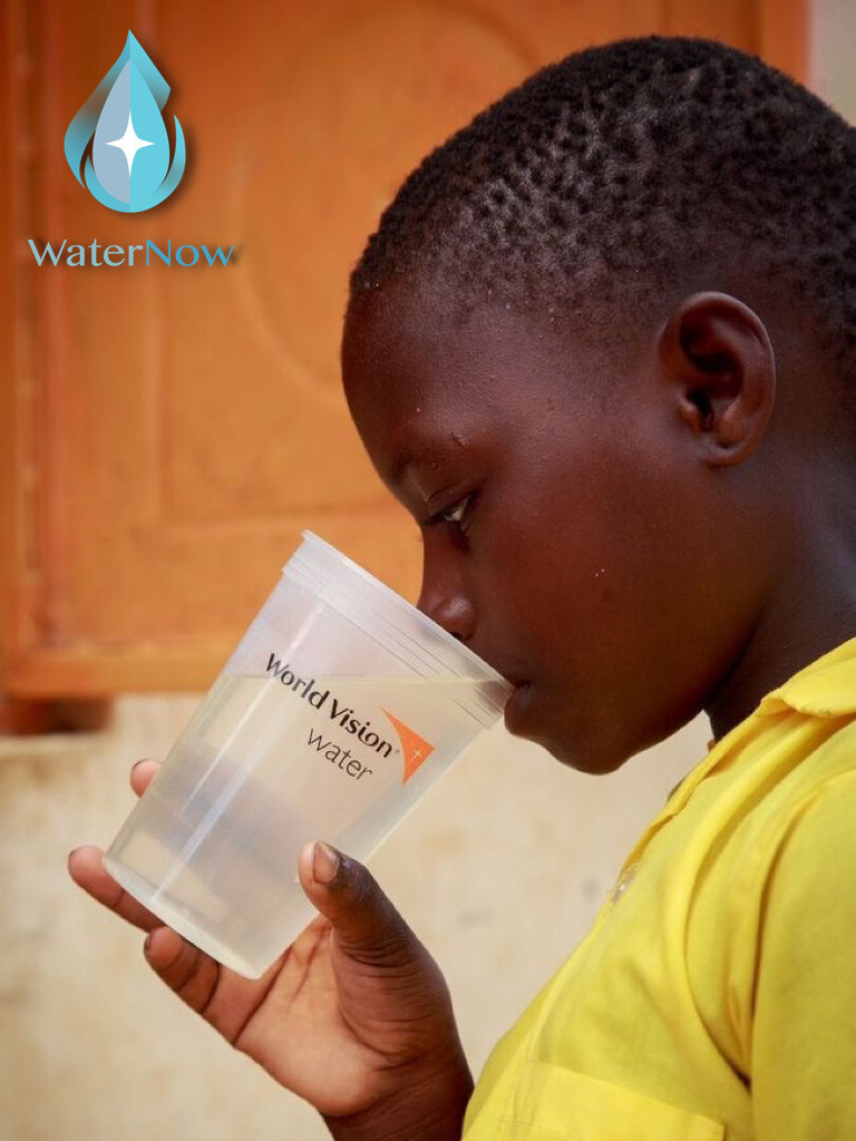 Water Now World Vision Water