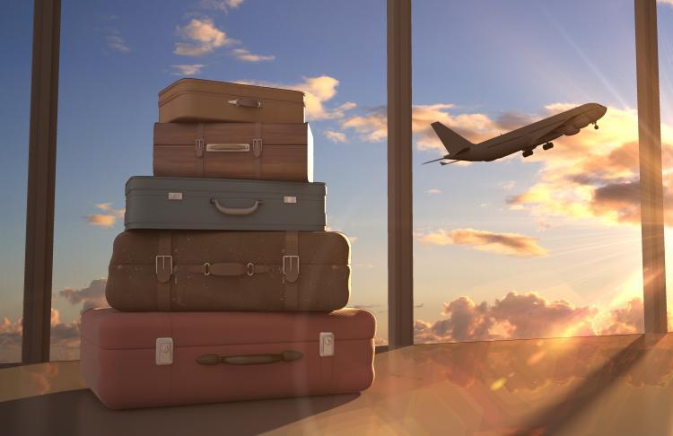 emigrar maletas