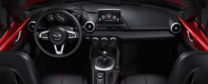 Mazda MX-5 2016 Interior